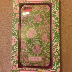 Brand New Lilly Pulitzer iphone 5/5s case